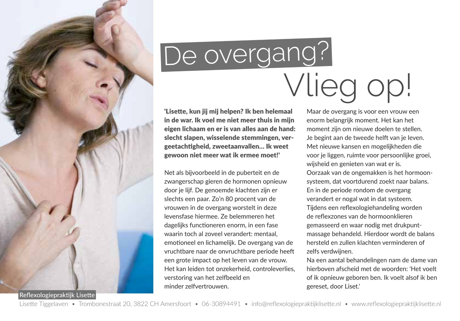 overgang opvliegers