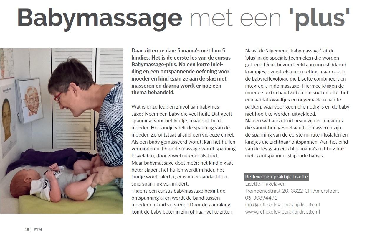 baby massage babymassage