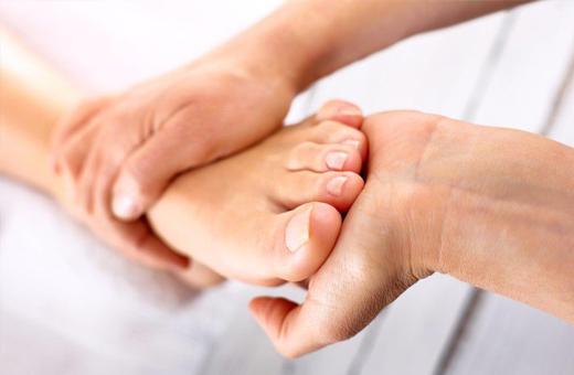 overgangsklachten voetreflexologie Amersfoort Lisette